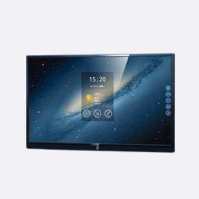 Fifty-five-inch smart conference tablet for price and performance (fit < 25)